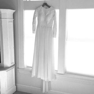Wedding dress NWOT